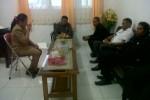Dialog antara Dorektur RSUD So'E dan anggota komisi IV DPRD TTS