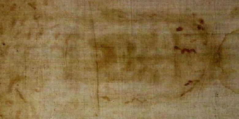 Kain Kafan dari Turin yang kontroversi