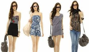 pakaian modern