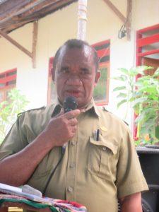Nehemia Runesi, S.Pd, Kepala UPTD PPO Kec. Amarasi Selatan