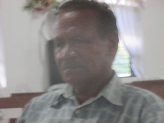 Bapak Samuel Tubulau