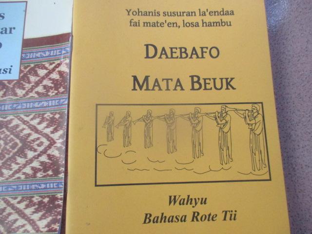 Wahyu dalam bahasa Rote Tii