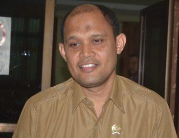 Ketua DPRD NTT, Anwar Pua Geno