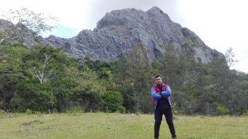 Kaki gunung fatuleu
