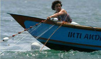 Menteri Perikanan dan Kelautan RI, saat turun langsung ke laut