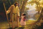 Yesus dan anak kecil