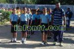 Team gerak jalan SD Inpres Sanenu
