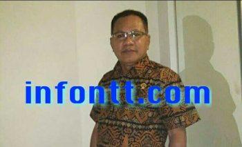 Ketua Komisi B DPRD Kabupaten Kupang, Agus Tanau
