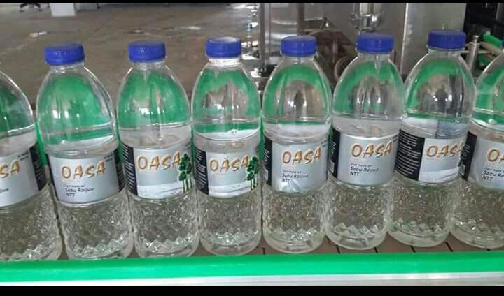 Air minum dalam kemasan OASA