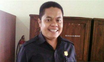 Ketua Komisi III DPRD Kabupaten TTS, David Boimau