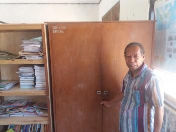 Kepala Sekolah Dasar Negeri Oematmuti