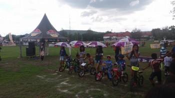 Lomba Balap Sepeda Di Kabupaten TTU