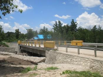 Jembatan Oebesi akses ke Pakubaun