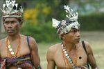 Gaya berpakaian adat Timor Tengah Selatan